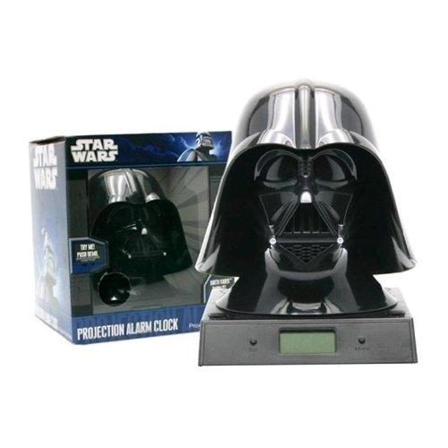 Wesco - GIFSTW009 - Ameublement et Décoration - Star Wars - Reveil à Projection - Darth Vader