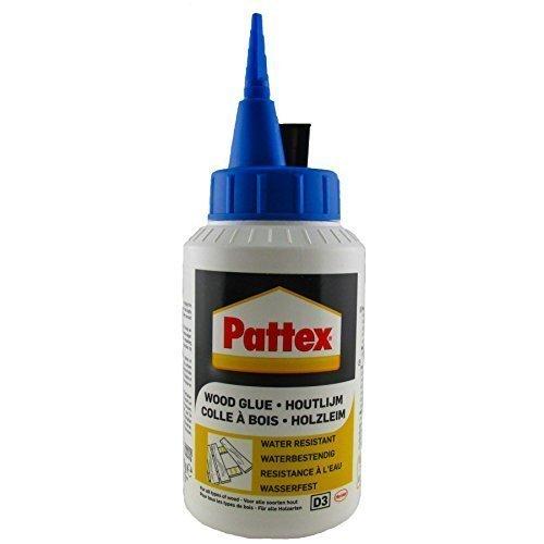 PATTEX 1898679 –  Colla per legno –  250 G impermeabile –  EN 204/beanspruchung gruppo D3 Henkel