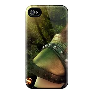 Iphone 4/4s Cover Case - Eco-friendly Packaging(guildwars Ranger)