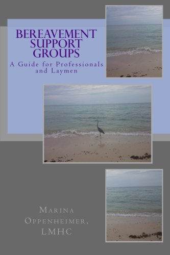 Bereavement Support Groups: A Guide for Clinicians and Non Clinicians ()