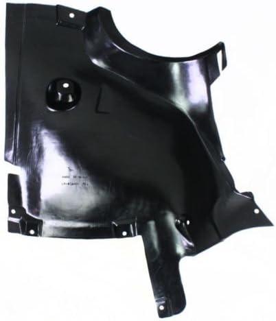 Replacement Left Driver 209 884 05 22 MB1248137 Replacement 2004 Splash Shield for 2003-2005 Mercedes Benz Clk320 Front Fender Liner Go-Parts