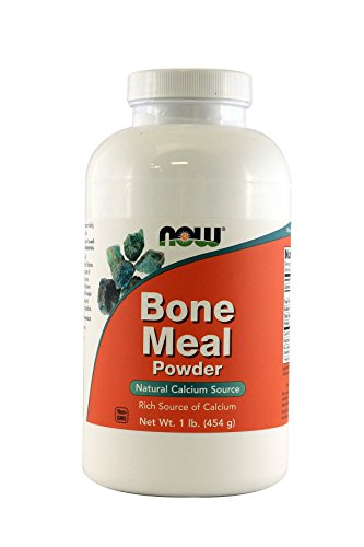 NOW Bone Meal 1 Pound Pack