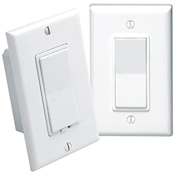 Leviton anywhere decora rf remote 3 way switch kit wall light leviton anywhere decora rf remote 3 way switch kit mozeypictures Image collections