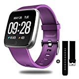 Smart Watch Heart Rate Monitoring Fitness Tracker with Sleep Monitoring Blood Pressure Stopwatch