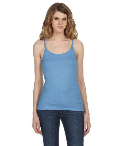 Bella + Canvas Ladies 'Sheer camiseta Azul