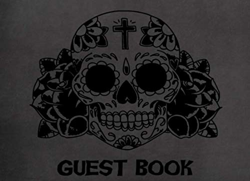 Halloween Night Events (Guest Book: Meetup Sign-In Guestbook For Halloween Or Other Spooky)