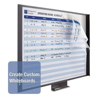 QRT72981 - InView Custom Whiteboard by Quartet