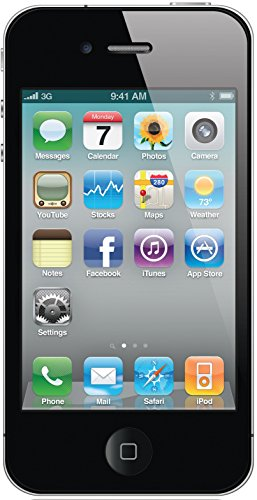 Apple iPhone 4 (MD439LLA) - 8GB Smartphone - Black - Verizon (Certified Refurbished)