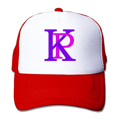 CYSKA Unisex-Adult Casual Cap Hat Katy Perry KP Logo Dancing Visor Cap Red]()