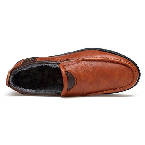 Feidaeu Zapatos plus Hombre Hellbraun samt qaqYSv
