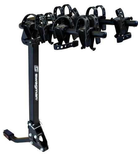 Swagman Trailhead 4 Bike Fold Down Rack (2