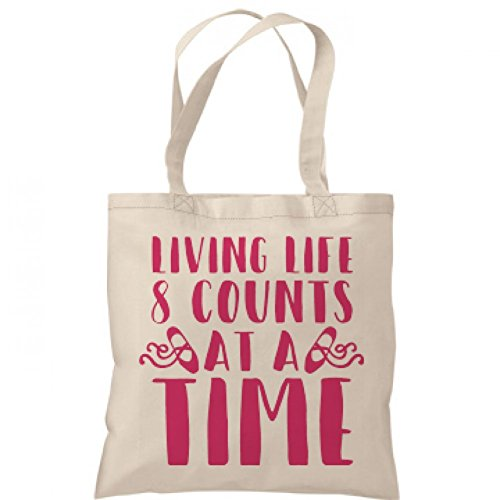 Price comparison product image 8 Count Dance Tote Bag:Liberty Bargain Tote Bag