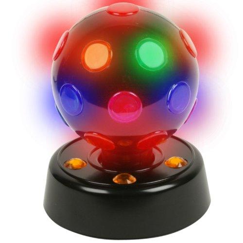 Rhode Island Novelties Rotating Disco Ball Light