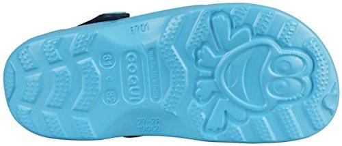 Et Couqiairtm Coqui Confortable nbsp;léger Antibactérien Parfait Eva En Bleu Un Talon Clog Avec Maintien Pour 8701 Parement Marine bleu qq0BwxrE