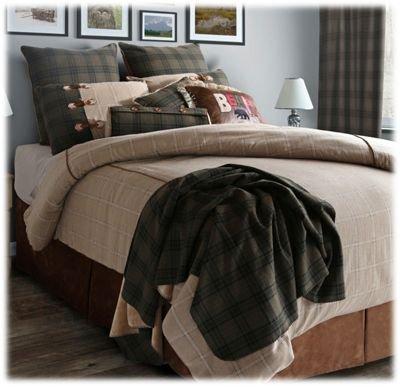 Carstens Cedar Hills 4 Piece Bedding Set