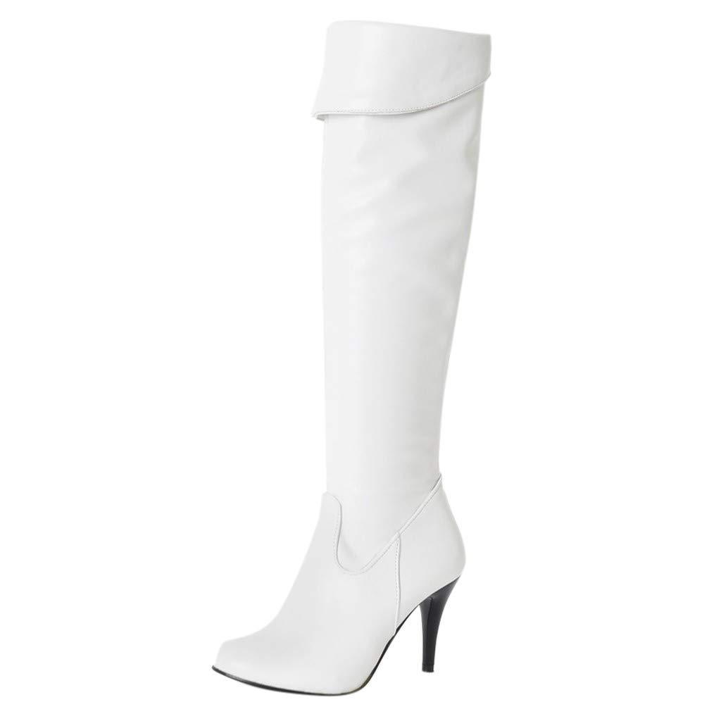 Women's Over Knee High Boots Winter