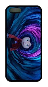 iPhone 5S Case, iPhone 5S Cases - Slim Fit Black Soft Rubber Case for iPhone 5/5s Coraline Cartoon Scratch-Resistant Soft Rubber Back Bumper Case for iPhone 5/5SMaris's Diary