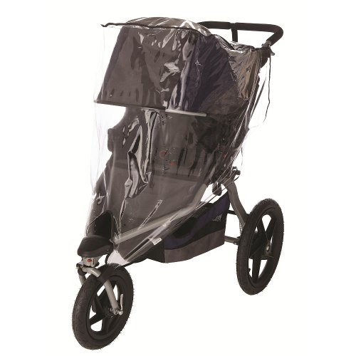 Babies R Us Jogging Stroller Rain Cover by Babies R