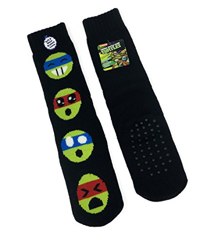 ninja turtle boys socks - 8