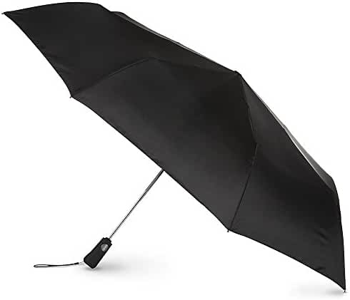 totes Auto Open Close Golf Size Umbrella