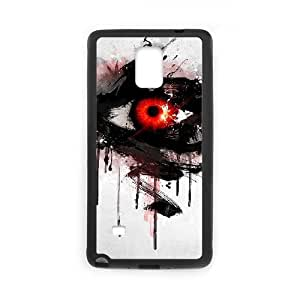 Samsung Galaxy Note 4 Cell Phone Case Black ALL SEEING EYE Dzjsy