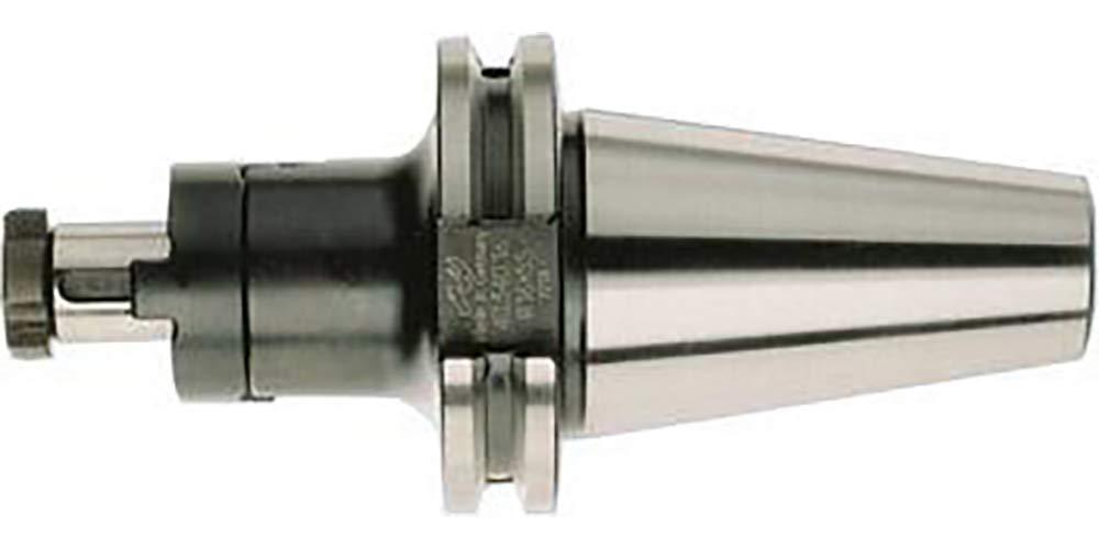 Short 22 mm Diameter Haimer 50.340.22 Combination Shell End Mill Adapter Version SK 50