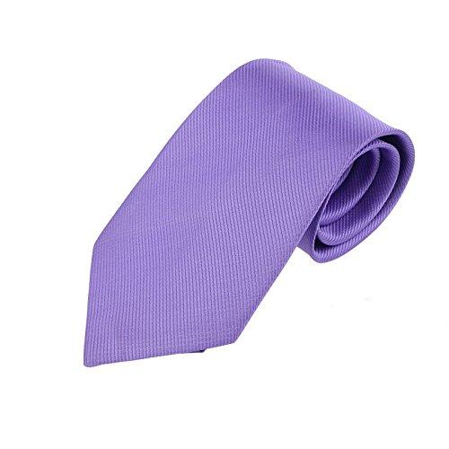 Classic Color sólido Tie Set para Hombres Boda Negocio Cebbay ...