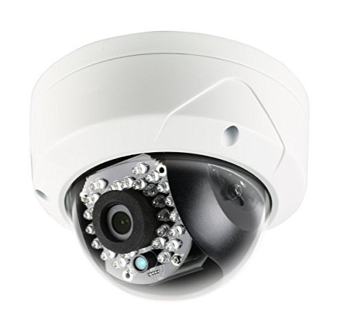 LTS Platinum 2MP 1080p Vandal IR Mini Dome IP Camera: 2.8mm, 100 ft Infrared, IP66, PoE/12v DC, ICR, DWDR, VCA, 3-Axis, Onvif, Local Storage, 3yr For Sale