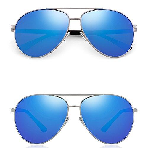 soleil lunettes lunettes lunettes lunettes Hommes A hommes de conduite de soleil de lunettes polarisées soleil pour polariseurs rétro Lunettes verres de de conduite TOvOF