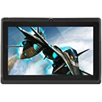 7 Tablet PC - TOOGOO(R)7 HD Touch screen Android 4.4 Quad Core Dual Camera Tablet PC Black