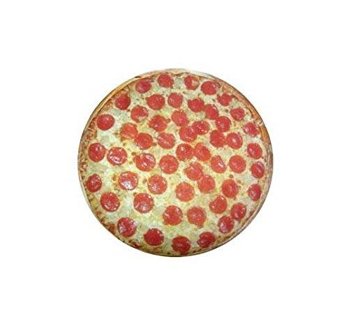 (Dogzzzz Pizza Bed - Medium Round)