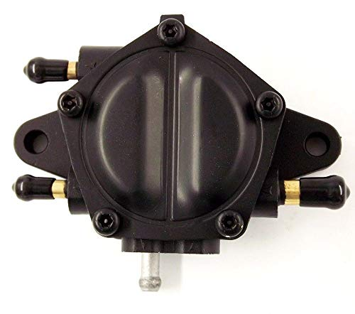 - Dual Outlet High Volume Fuel Pump Fit for Mikuni DF62-702 42-5312 1006-0287 Gas