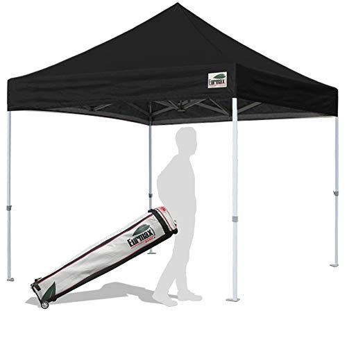 Eurmax 10'x10' Ez Pop Up Canopy Tent Commercial Instant Gaze