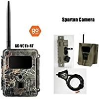 Spartan (GC-VCTb) Verizon Black Out - Deluxe Pkg (Camera,Box,Lock & Swivel Mount)