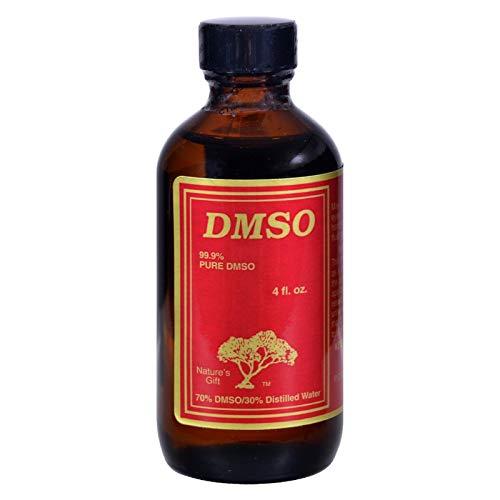 DMSO Pure DMSO - 4 fl oz - Nature's Gift