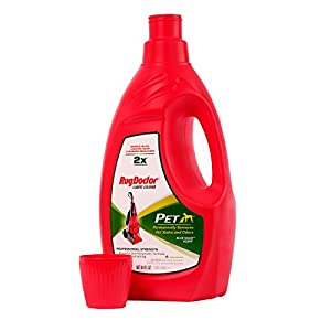 10. Rug Doctor – Carpet Cleaning Solution, Works in All Leading Deep-Cleaning Machines, 64 fl oz.