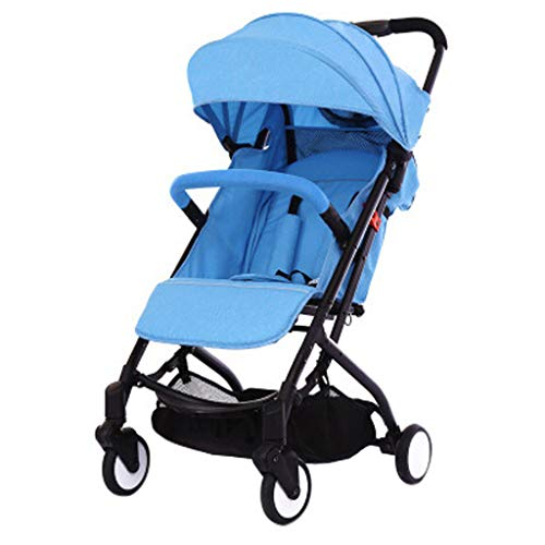 (Ultra Light Portable Baby Stroller | Foldable Pushchair Travel System | Compact Fold Technology for Easy Transport and Storage | Up to 15 kg)