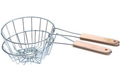 - Norpro 102 Taco Salad Bowl Tortilla Fryer Basket Bird's Nest 6