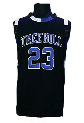 Black Friday Jersey RAVENS Basketball Jersey One Tree Hill Jersey #23 Nathan Scott jersey M/48