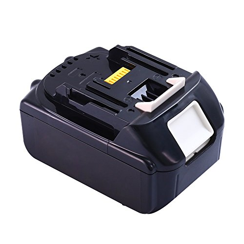 Replace for Makita 18V Battery 5.0Ah LXT Lithium-Ion Replacement BL1850 BL1840 BL1845 BL1830 LXT400 Cordless Power Tools Batteries by Eagglew