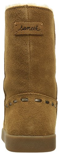 Short Toasty Noisette Tails Boot Sanuk Women's tzqwft8