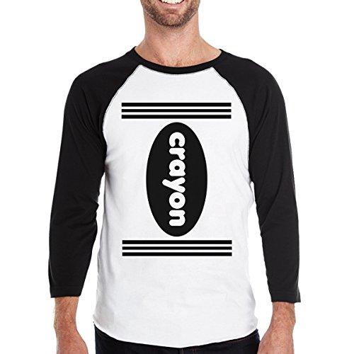 Courtes T Crayon Manches shirt Homme Taille Unique 365 Printing x56SqwSI