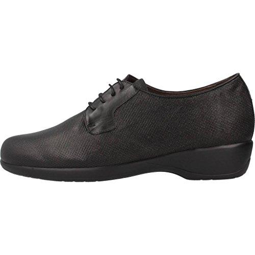 De para 64937 Miquel Zapatos Cordones de Negro Color Cordones Marca Mujer Miquel para Mujer Zapatos Modelo Mateo Negro Negro Mateo qPvOTpac