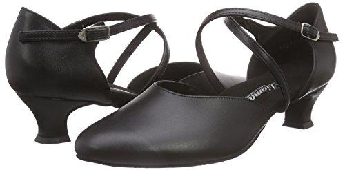 Noir 148 Diamant Salon 034 Femme 112 Danse Chaussures De B8xxwafSqd