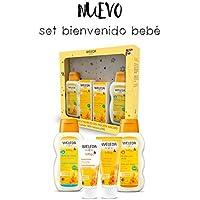 """IDEA REGALO: Set""""Bienvenido Bebé"""" con 4 Productos Weleda"""