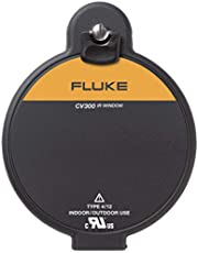 Fluke Fluke-CV300 3-Inch Infrared Window with Hand Turn Door Latch, 5.57-Inch X 4.39-Inch, 75 Mm
