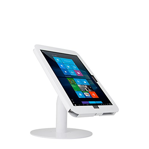 The Joy Factory Elevate II Countertop Retail Kiosk for Microsoft Surface Pro (2017), Surface Pro 4, Surface Pro 3 (KAM302W) by The Joy Factory