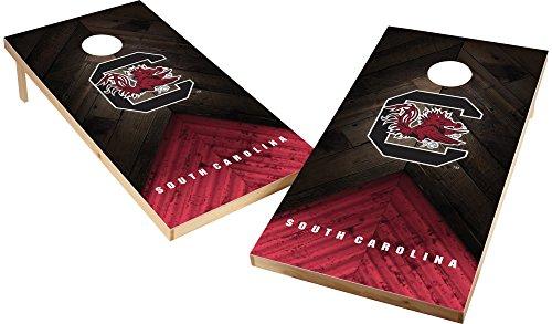 Wild Sports NCAA College 2'x4' South Carolina Gamecocks Cornhole Set
