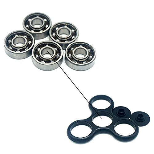 LONMAX 608 Steel Ball Bearing 8mm x 22mm x 7mm For Tri-