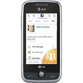 LG Prime GS390 Feature phone AT&T